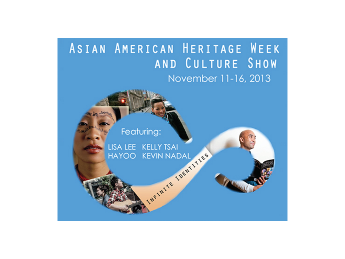 Asian American heritage week